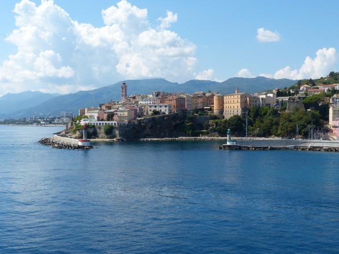 camping avec piscine Corse